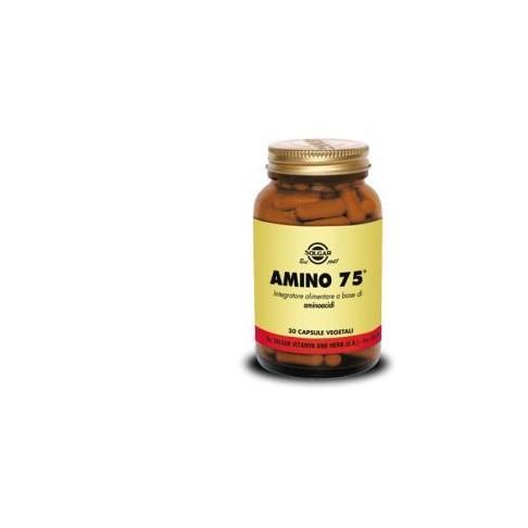 AMINO 75 30 CAPSULE VEGETALI
