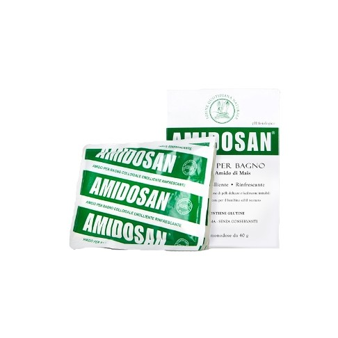 AMIDOSAN POLVERE MONODOSE 7 BUSTINE DA 40 G